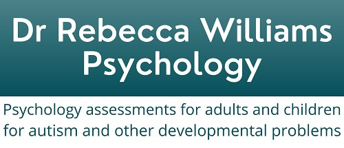 Dr Rebecca Williams Psychology logo